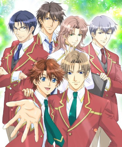Gakuen Heaven Vol.1 [DVD+CD Limited Edition]