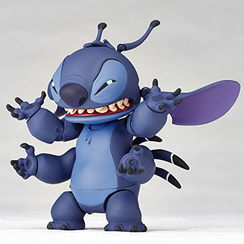 Image 8 for Lilo & Stitch - Stitch - Figure Complex Movie Revo No.003 - Revoltech (Kaiyodo)