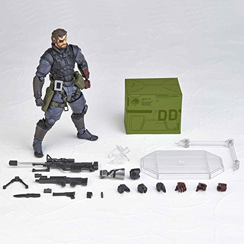 Image 2 for Metal Gear Solid V: The Phantom Pain - Venom Snake - Vulcanlog 004 - Sneaking Suit ver. (Union Creative International Ltd)