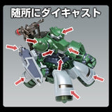 Thumbnail 6 for Cyberbots: Full Metal Madness - Blodia Riot - RIOBOT - 2P Color (Sentinel)