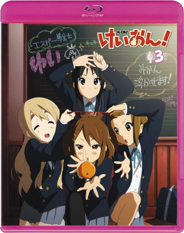 Image for K-ON! 3 [Limited Edition]