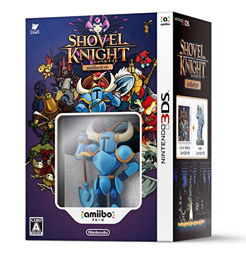Image 1 for Shovel Knight [amiibo Set]