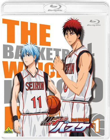 Image for Kuroko no Basuke 2nd Season 1 [Blu-ray+Special CD Limited Edition]
