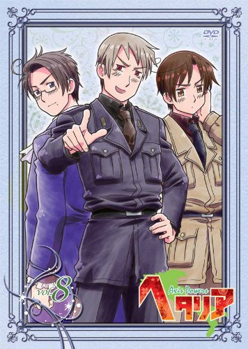 Image 1 for Hetalia Axis Powers Vol.8