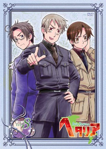 Image for Hetalia Axis Powers Vol.8