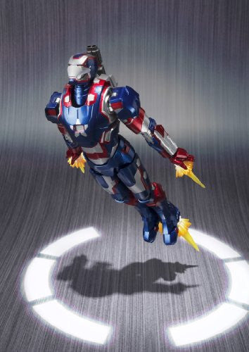 Image 6 for Iron Man 3 - Iron Patriot - S.H.Figuarts (Bandai)
