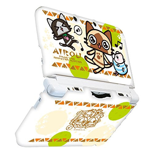 Image 4 for MH Airou Accessory Kit for 3DS LL (Damage on package)
