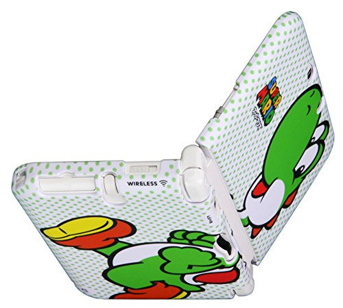 Image 3 for Rubber Coat Cover for 3DS LL (Yoshi)