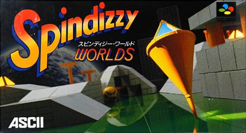Image for Spindizzy Worlds