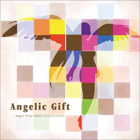 Image for Angelic Gift -Angel Note BEST COLLECTION-