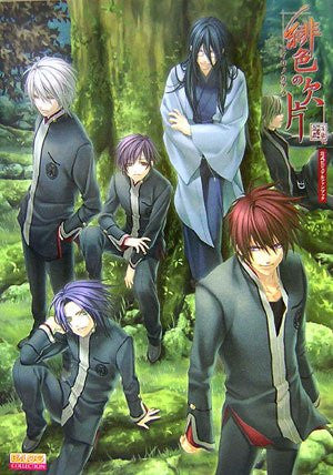 Image for Hiiro No Kakera Official Visual Fan Book (B's Log Collection)