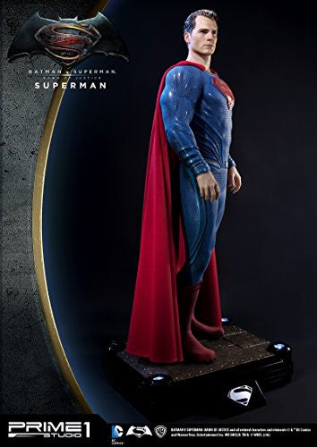 Image 10 for Batman v Superman: Dawn of Justice - Superman - High Definition Museum Masterline Series HDMMDC-03 - 1/2 (Prime 1 Studio)