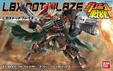 Thumbnail 2 for Danball Senki Wars - LBX Dot Blaze - 054 (Bandai)