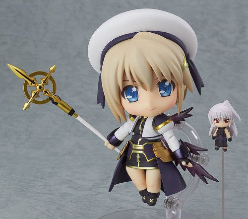 Image 2 for Mahou Shoujo Lyrical Nanoha The Movie 2nd A's - Yagami Hayate - Nendoroid #336 - Unison Edition, Full Action (Good Smile Company)
