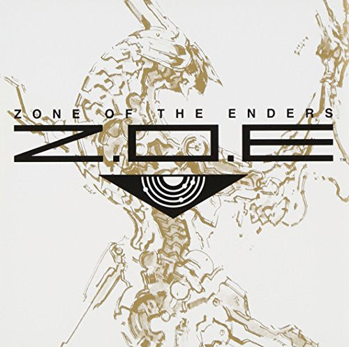 Image 1 for ZONE OF THE ENDERS Z.O.E ORIGINAL SOUNDTRACK