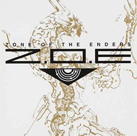Image for ZONE OF THE ENDERS Z.O.E ORIGINAL SOUNDTRACK