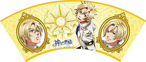 Image for Kamigami no Asobi - Ludere deorum - Apollon Agana Belea - Melamine Cup - Cup (Kaz Trading)