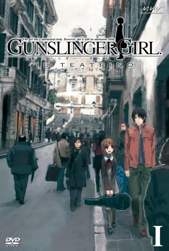 Image 1 for Gunslinger Girl - Il Teatrino Vol.1 [Limited Edition]