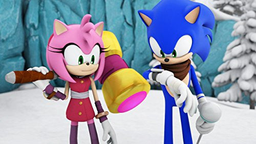 Image 5 for Sonic Toon Fire & Ice