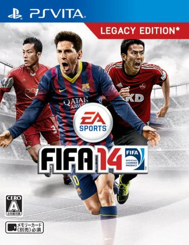 Image for FIFA 14: World Class Soccer