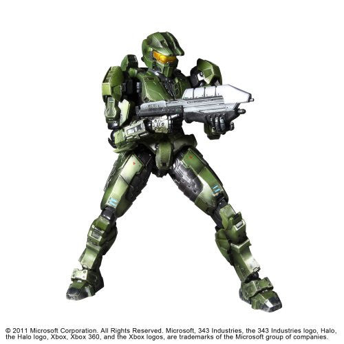 Image 2 for Halo 4 - Master Chief - Play Arts Kai (Square Enix)