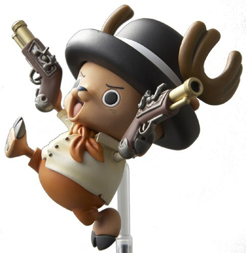 Image 3 for One Piece - Tony Tony Chopper - Door Painting Collection Figure - Western ver. (Plex)