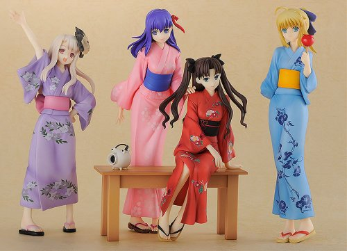 Image 6 for Fate/Stay Night - Matou Sakura - 1/8 - Yukata ver. (FREEing)