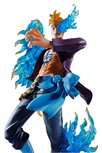 "Image 9 for One Piece - Marco - Excellent Model - Portrait Of Pirates ""MAS"" - 1/8 - Encore Resale"