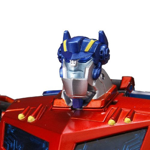 Image 2 for Transformers Animated - Convoy - TA01 - Optimus Prime (Takara Tomy)