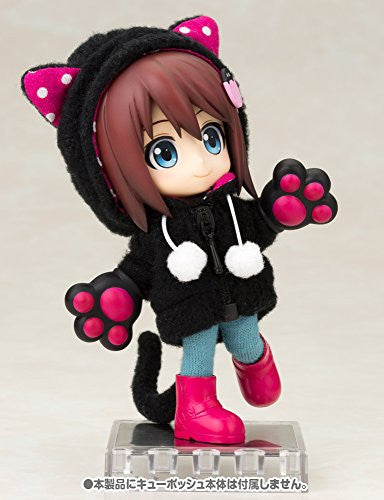 Image 6 for Cu-Poche - Cu-Poche Extra - Animal Parka Set - Black Cat (Kotobukiya, Noix de Rome)