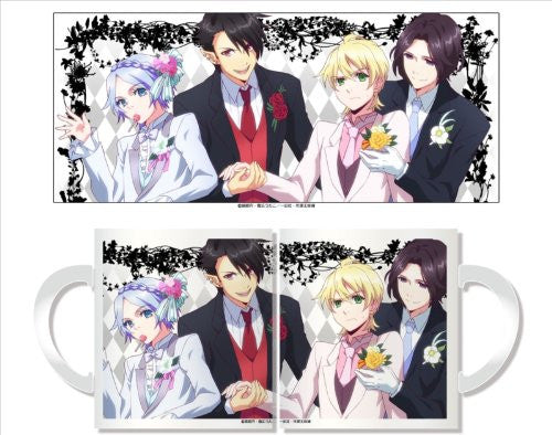 Makai Ouji devils and realist - Dantalion - Kevin Cecil - Sitori - William Twining - Mug A (Penguin Parade)