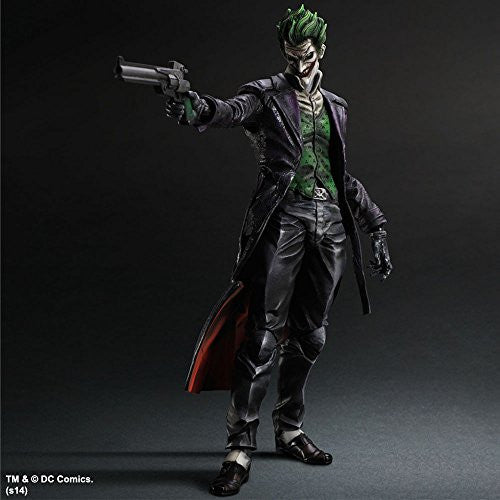 Image 6 for Batman: Arkham Origins - DC Universe - Joker - Play Arts Kai (Square Enix)