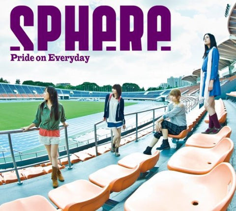 Image for Pride on Everyday / Sphere [Limited Edition]