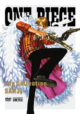 Image for One Piece Log Collection - Sanji [Limited Pressing]