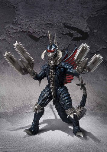 Image 10 for Gojira Final Wars - Gigan - S.H.MonsterArts - Final Wars ver. (Bandai)
