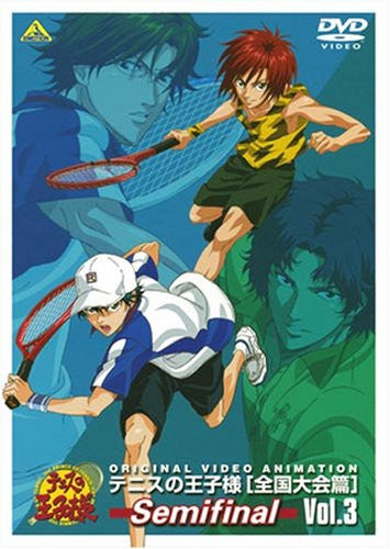 Image 1 for The Prince of Tennis Original Video Animation Zenkoku Taikai Hen Semifinal Vol.3