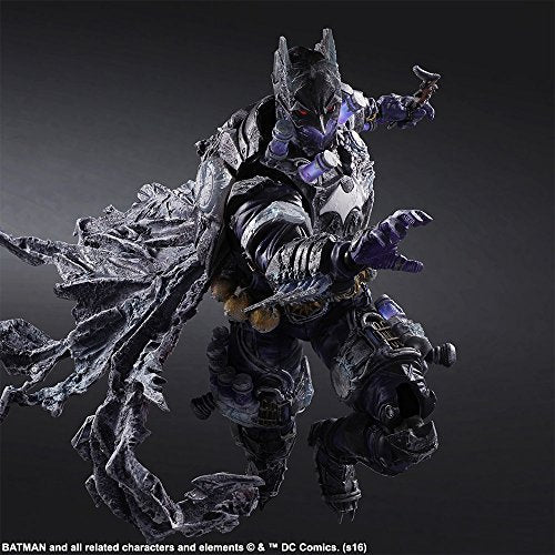 DC Universe - Mr. Freeze - Batman : Rogues Gallery - Mr. Freeze - - Play Arts Kai - Variant Play Arts Kai (Square Enix)