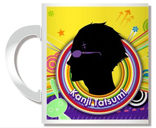 Image 1 for Persona 4: the Golden Animation - Tatsumi Kanji - Mug (Penguin Parade)