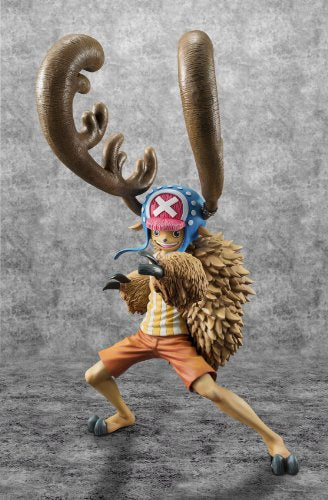 "Image 2 for One Piece - Tony Tony Chopper - Excellent Model - Portrait Of Pirates ""MAS"" - 1/8 - Horn Point (MegaHouse)"