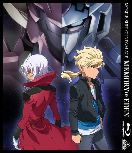 Image 1 for Mobile Suit Gundam Age - Memory Of Eden
