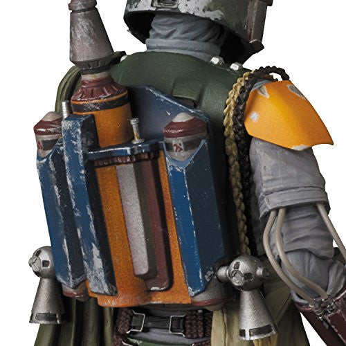 Image 4 for Star Wars - Boba Fett - Mafex No.025 - Return Of The Jedi ver. (Medicom Toy)