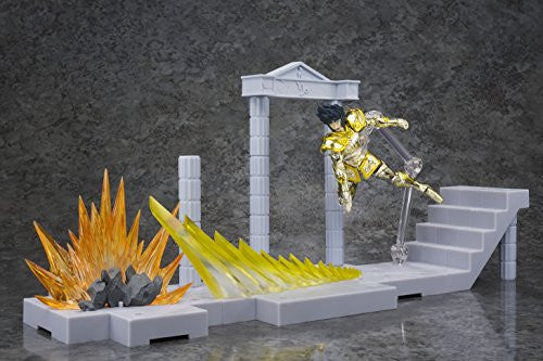 Image 7 for Saint Seiya - Capricorn Shura - D.D. Panoramation - Glittering Excalibur in the Palace of the Rock Goat (Bandai)
