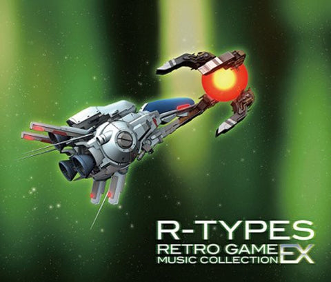 Image for R-TYPES RETRO GAME MUSIC COLLECTION EX