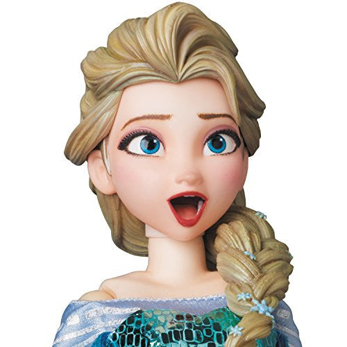 Image 2 for Frozen - Elsa - Real Action Heroes No.729 - 1/6 (Medicom Toy)