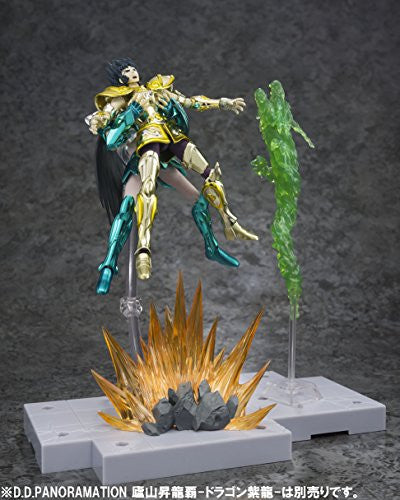Image 5 for Saint Seiya - Capricorn Shura - D.D. Panoramation - Glittering Excalibur in the Palace of the Rock Goat (Bandai)