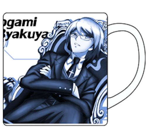Image 1 for Dangan Ronpa: The Animation - Togami Byakuya - Mug (Cospa)