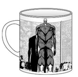 Thumbnail 1 for Shingeki no Kyojin - Armored Titan - Colossal Titan - Titan - Mug (Cospa)