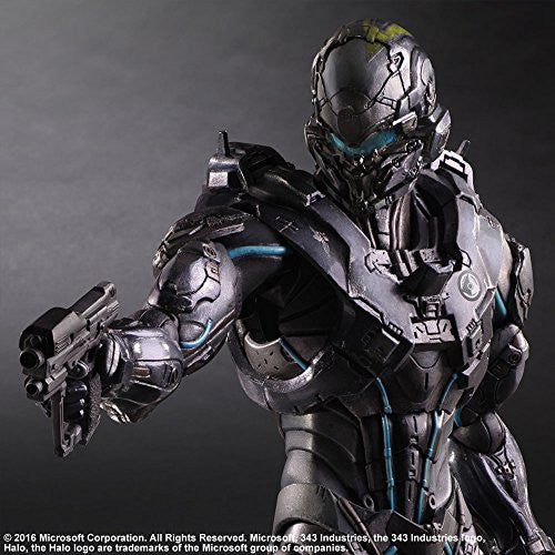 Image 3 for Halo 5: Guardians - Spartan Locke - Play Arts Kai (Square Enix)