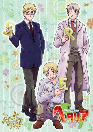 Image 1 for Hetalia World Series Vol.7