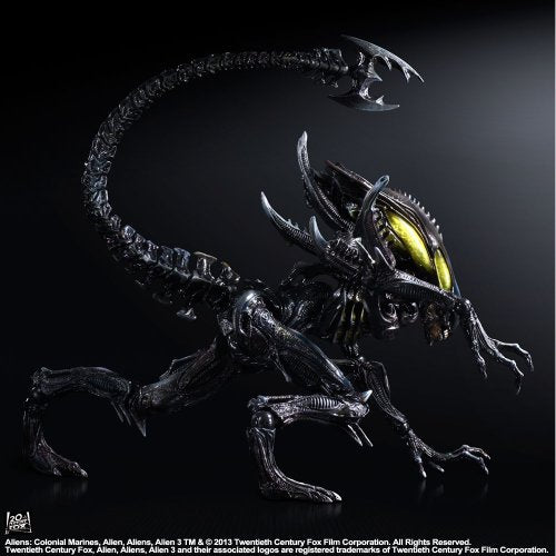 Image 5 for Aliens: Colonial Marines - Spitter - Play Arts Kai (Square Enix)